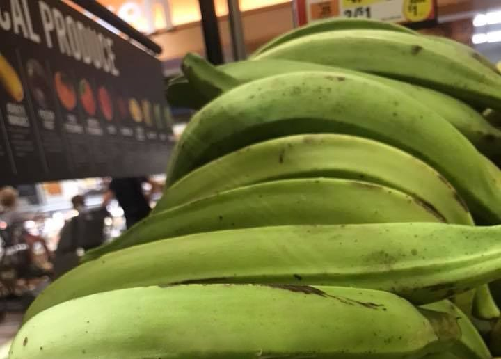 Green Banana Chips